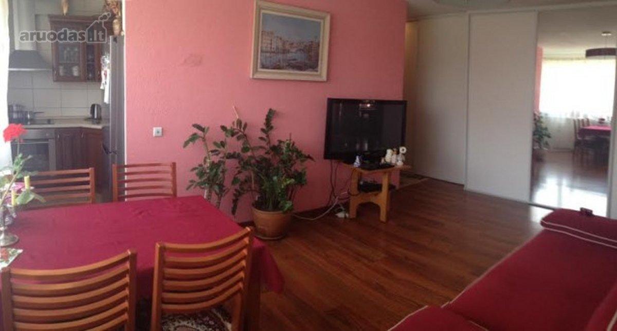 Klaipėda, Mažojo kaimelio, Žolynų g., 3 kambarių butas