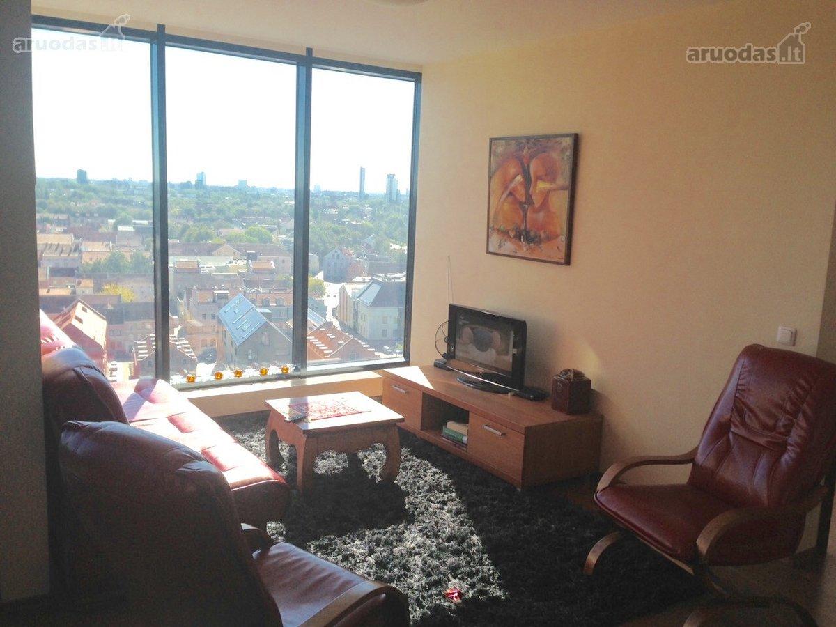 Klaipėda, Centras, Naujojo Sodo g., 2 kambarių buto nuoma