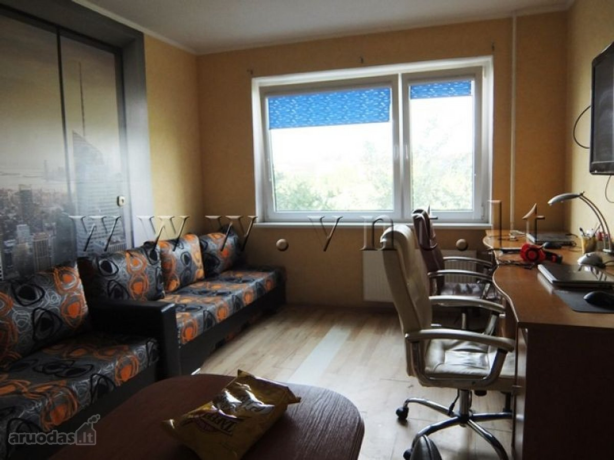 Klaipėda, Alksnynė, Varpų g., 2 kambarių butas
