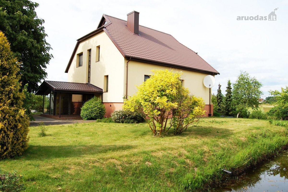 Alytus, Pirmas Alytus, mūrinis namas