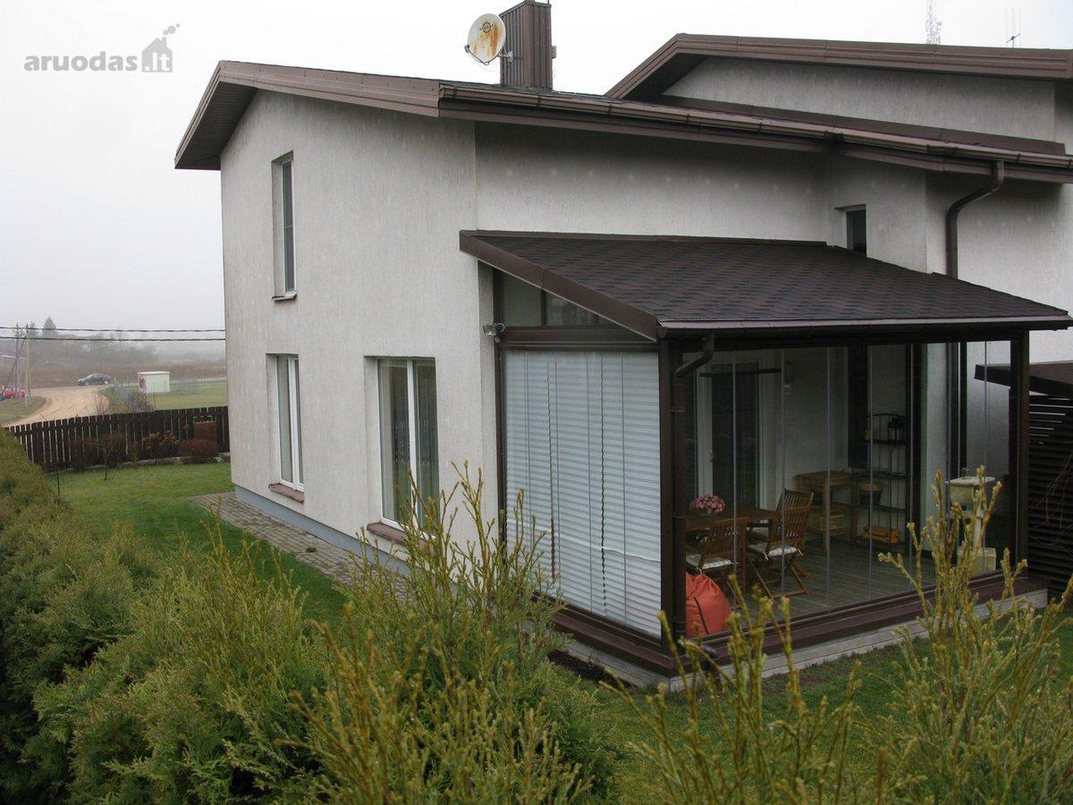 Vilniaus r. sav., Gineitiškių k., Žirgų g., mūrinis sublokuotas namas