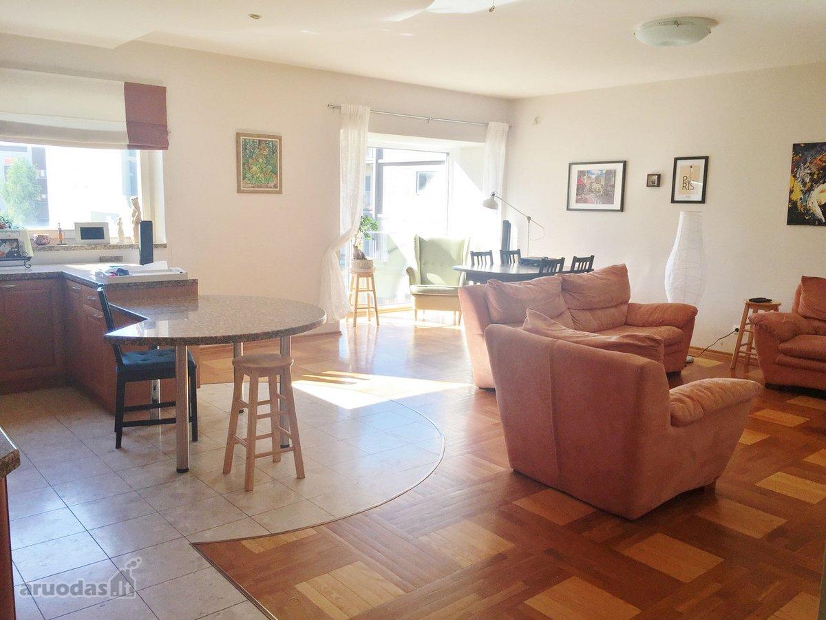 Vilnius, Jeruzalė, Rugių g., 3 kambarių butas