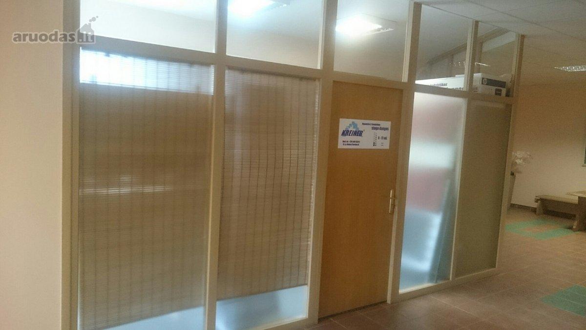 Vilnius, Šnipiškės, Žalgirio g., biuro, prekybinės, paslaugų paskirties patalpos nuomai