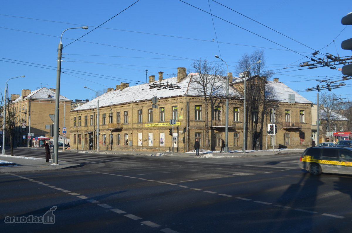 Vilnius, Senamiestis, J. Jasinskio g., biuro paskirties patalpos