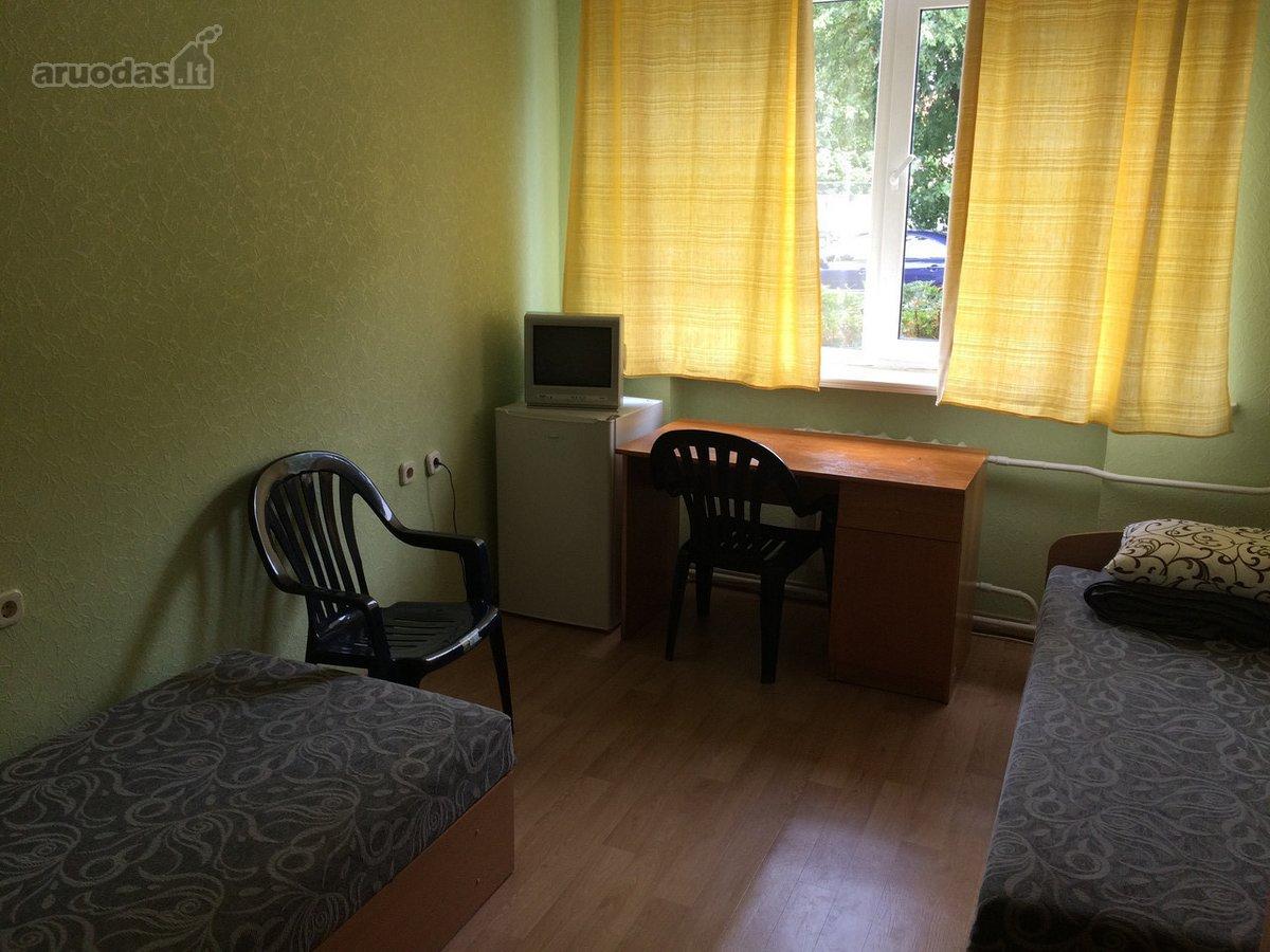 Klaipėda, Žvejybos uostas, Nemuno g., kambario nuoma 10 kambarių bute