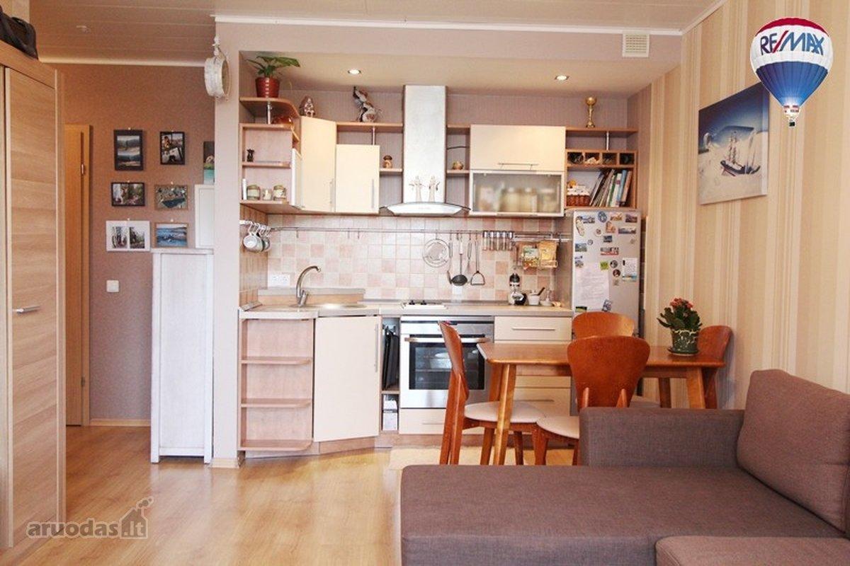 Šiauliai, Gubernija, Švedės g., 2 kambarių butas