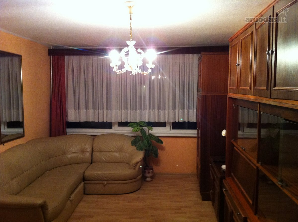 Šiauliai, Ginkūnai, Aušros g., 4 kambarių butas