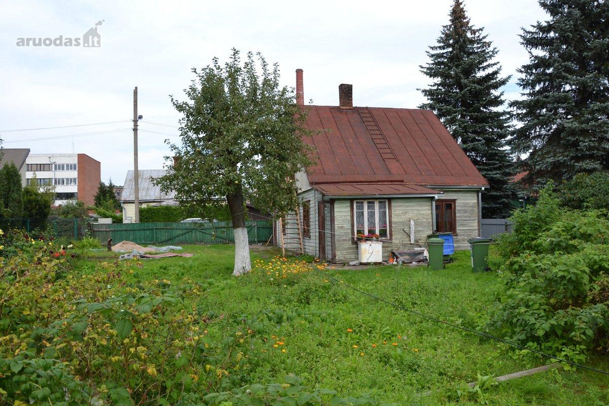 Kaunas, Žemieji Šančiai, Slavų g., medinis namas