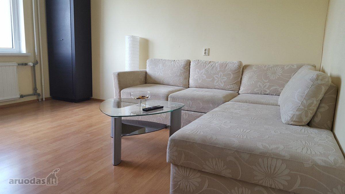 Vilnius, Šnipiškės, Tuskulėnų g., 2 kambarių buto nuoma