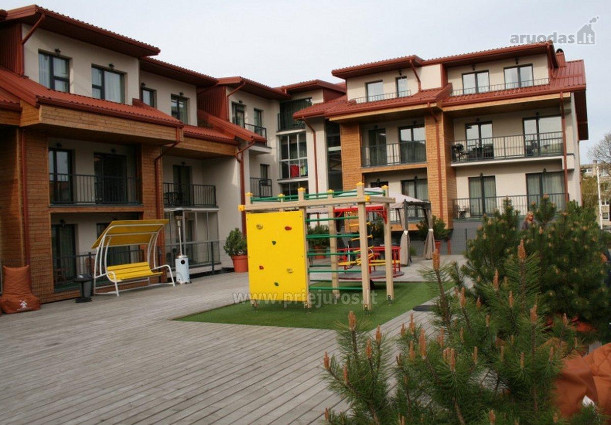 Palanga, Ganyklų g., 2 kambarių buto nuoma