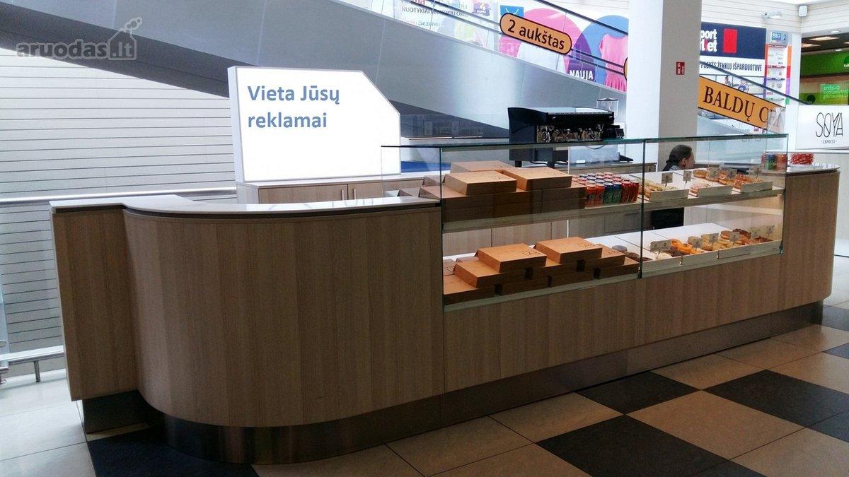 Vilnius, Fabijoniškės, Ukmergės g., prekybinės, paslaugų, maitinimo paskirties patalpos nuomai