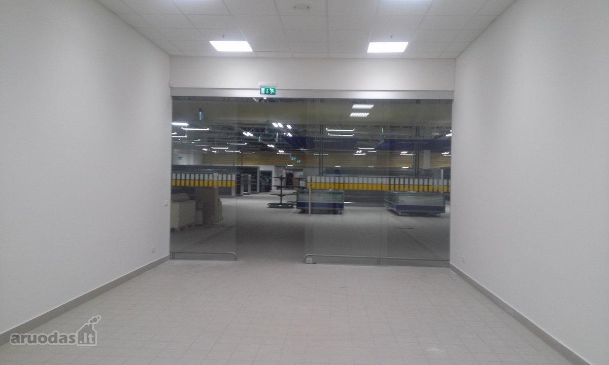Kaunas, Aleksotas, Europos pr., biuro, prekybinės, paslaugų paskirties patalpos nuomai