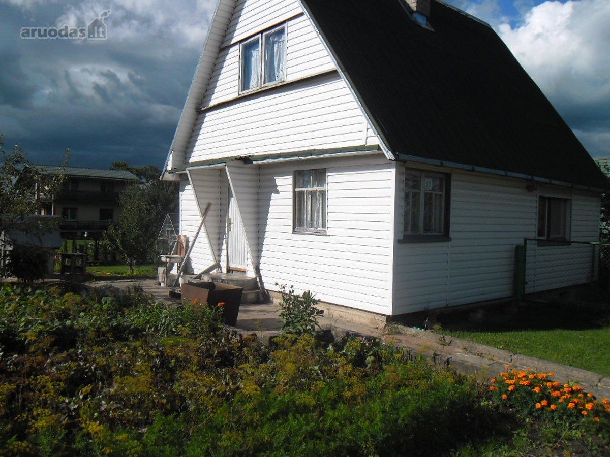 Vilniaus r. sav., Rastinėnų k., Kalorijos 1-oji g., rąstinis sodo namas
