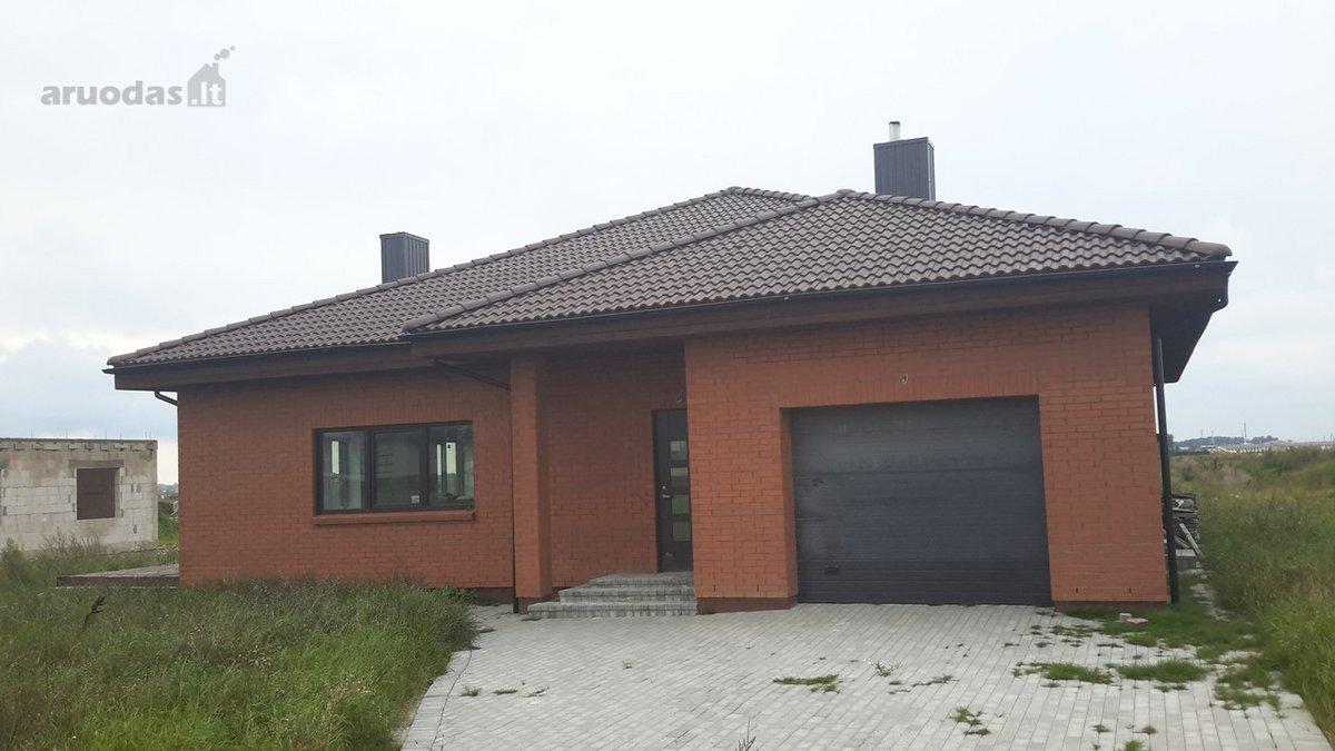 Klaipėdos r. sav., Slengių k., Rūko g., mūrinis namas