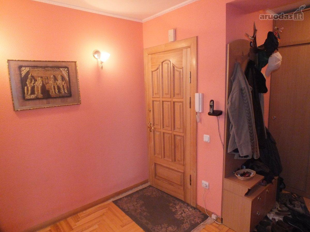 Kaunas, Dainava, V. Krėvės pr., 5 kambarių buto nuoma