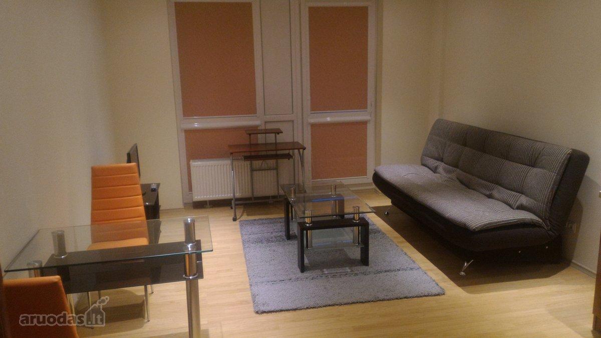 Vilnius, Pašilaičiai, Žemynos g., 1 kambario buto nuoma