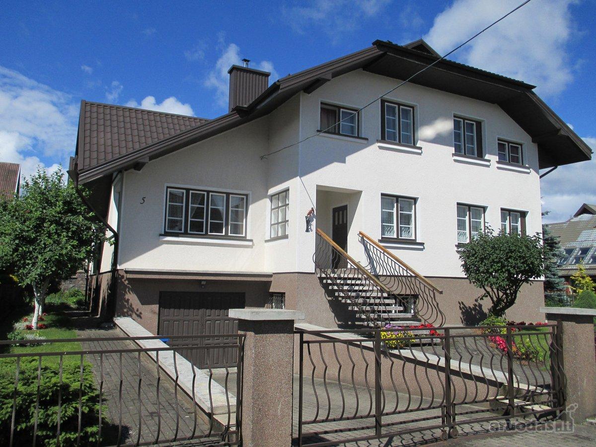 Klaipėda, Mažojo kaimelio, Topolių g., blokinis namas