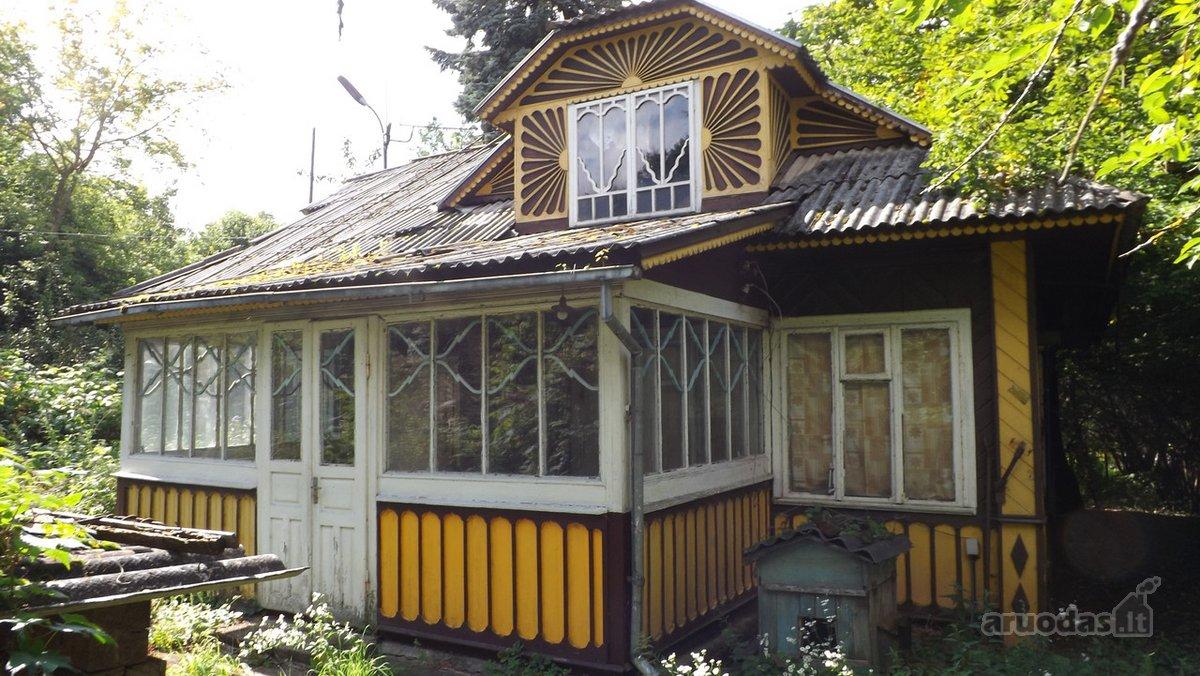 Anykščių m., Janydžių g., medinis namas