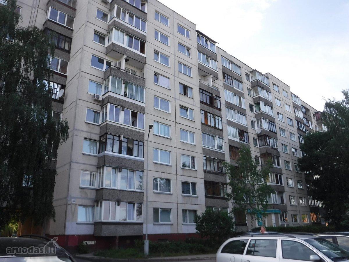 Vilnius, Šeškinė, Ukmergės g., 2 kambarių butas