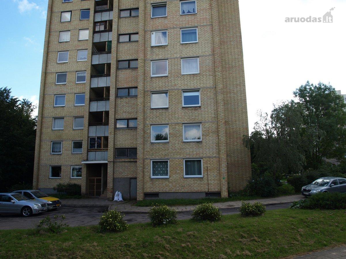 Vilnius, Žirmūnai, Žirmūnų g., 1 kambario buto nuoma