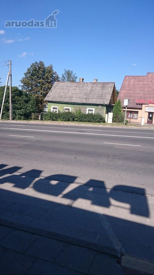 Vilnius, Liepkalnis, Liepkalnio g., namų valdos paskirties sklypas