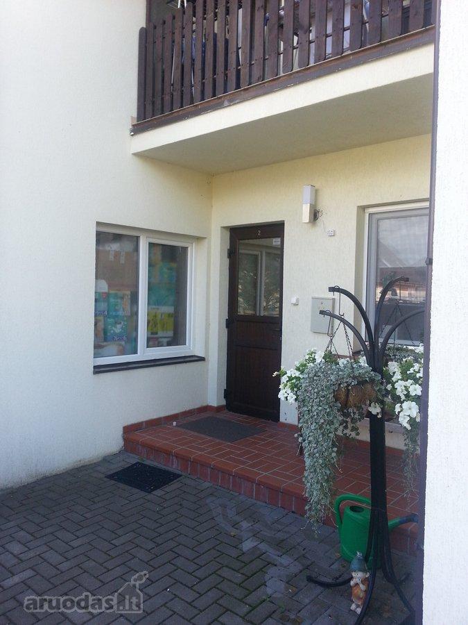 Klaipėdos r. sav., Kalotės k., Saulės g., blokinis sublokuotas namas