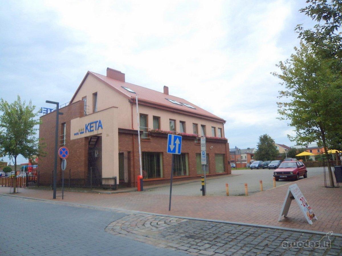 Marijampolės m., Centras, Gedimino g., biuro, viešbučių, paslaugų, maitinimo paskirties patalpos