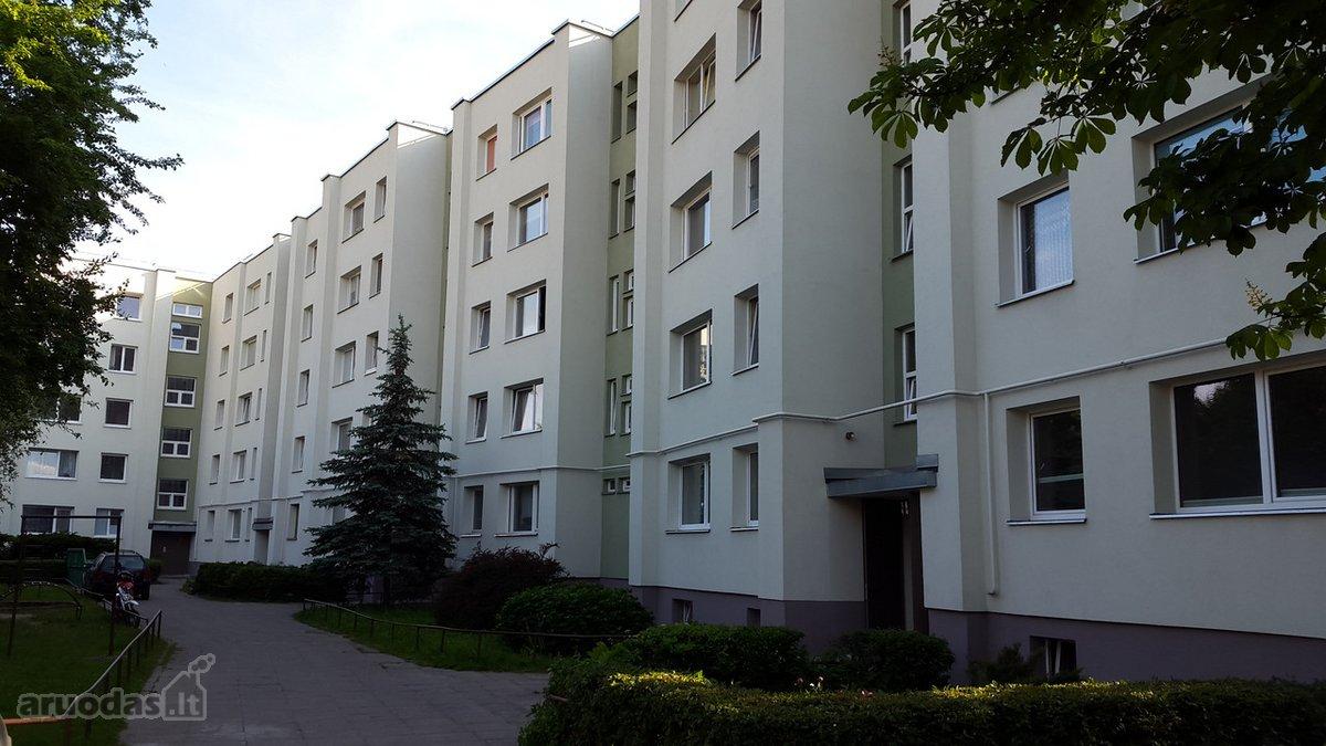 Kaunas, Dainava, S. ir R. Samulevičių g., 2 kambarių butas