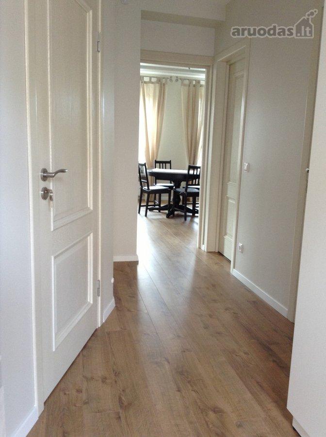 Vilnius, Senamiestis, Arklių g., 3 kambarių buto nuoma