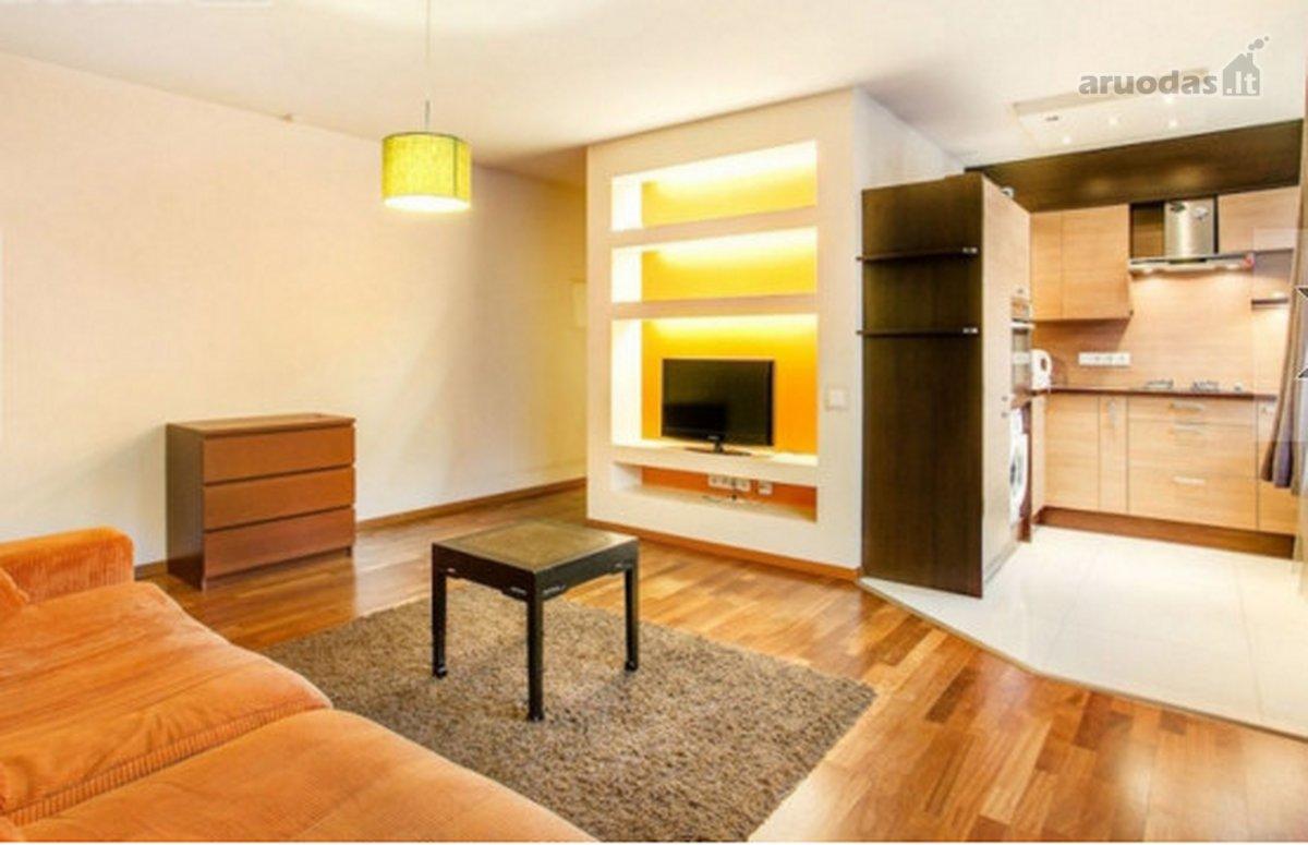 Vilnius, Naujamiestis, Vytenio g., 2 kambarių buto nuoma