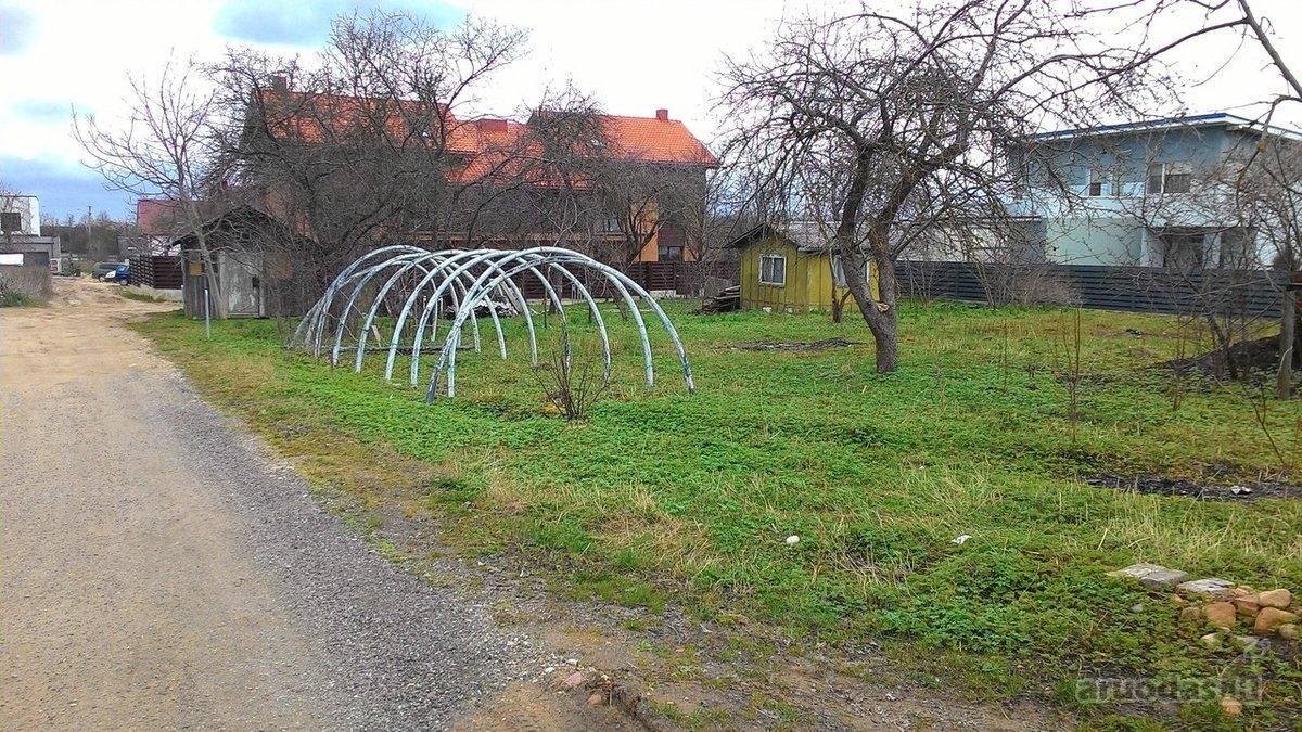 Vilnius, Šeškinė, Šeškinės Sodų g., namų valdos paskirties sklypas