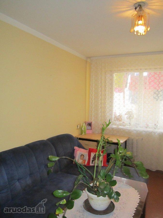 Marijampolės m., Degučiai, R. Juknevičiaus g., 2 kambarių butas