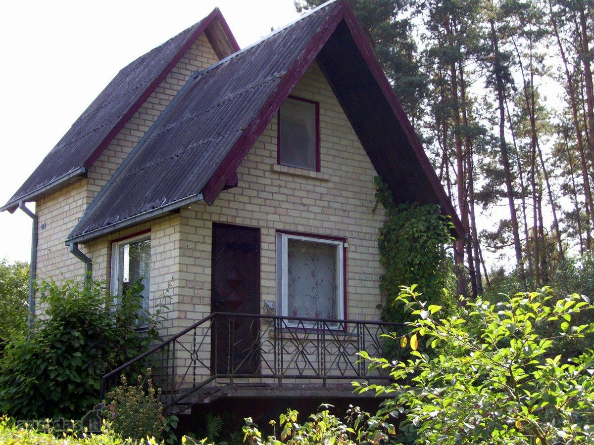 Kauno r. sav., Jaučakių k., Alyvų g., mūrinis sodo namas