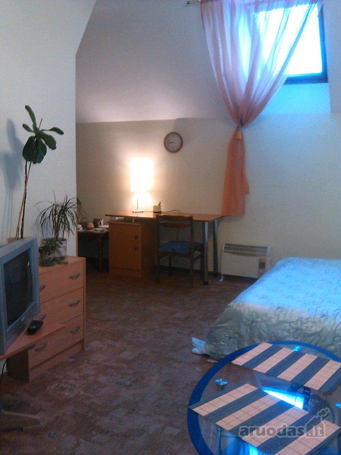 Vilnius, Naujamiestis, Gedimino pr., 1 kambario buto nuoma