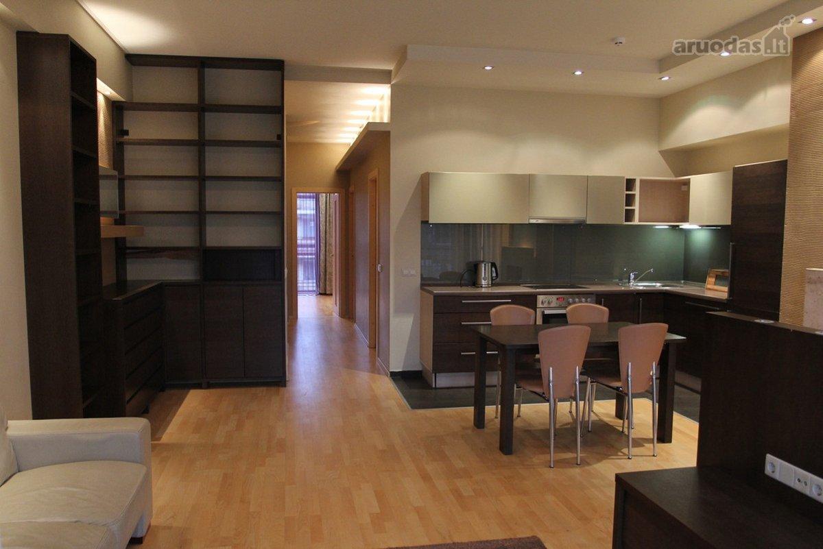 Vilnius, Antakalnis, Šilo g., 3 kambarių buto nuoma