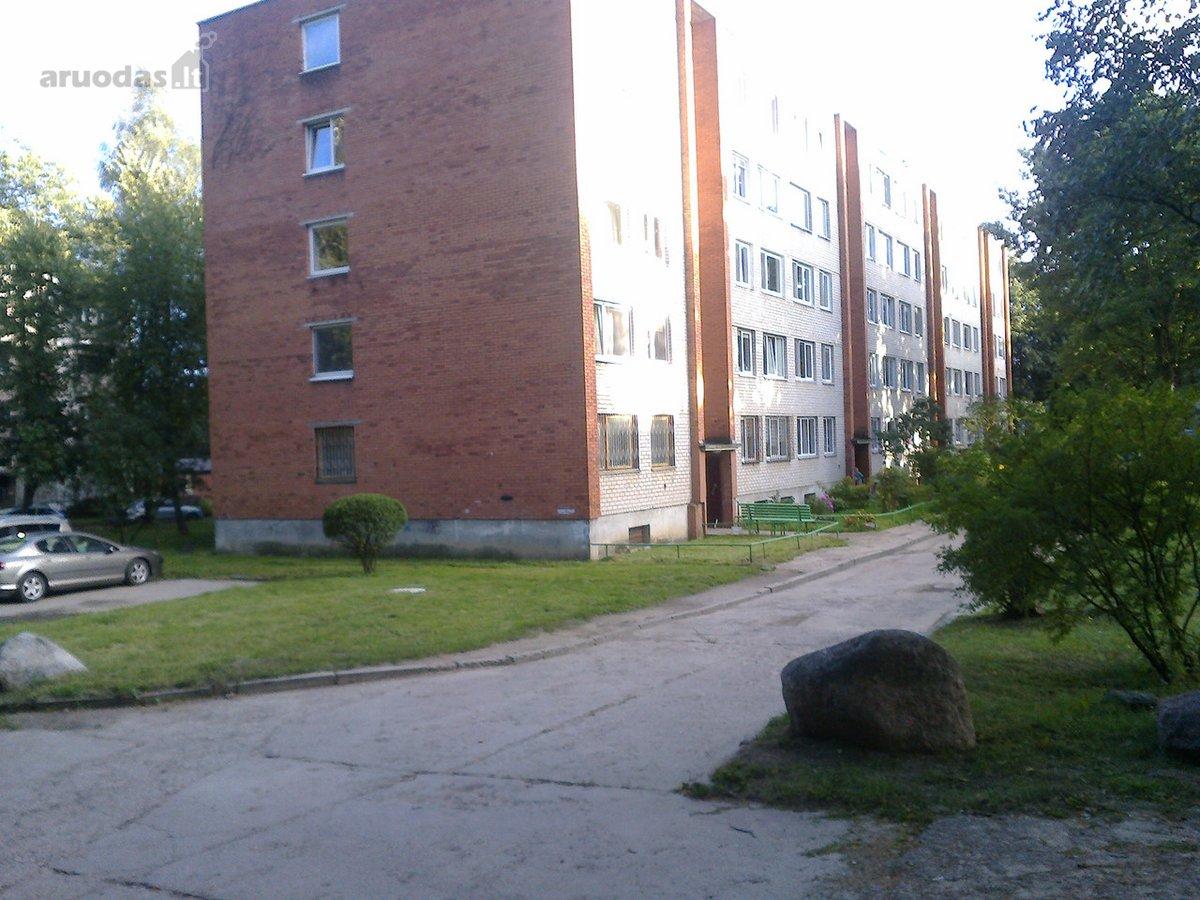 Kaunas, Vilijampolė, Raudondvario pl., 4 kambarių butas