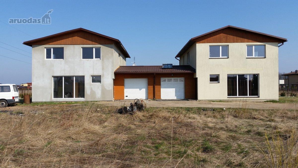 Kauno r. sav., Ireniškių k., Ramunių g., mūrinis sublokuotas namas