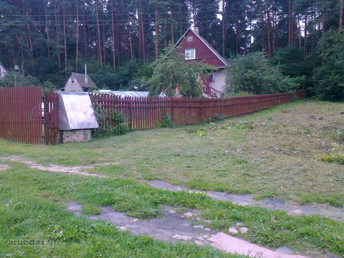 Elektrėnų sav., Girnakalių k., kolektyvinis sodas sklypas