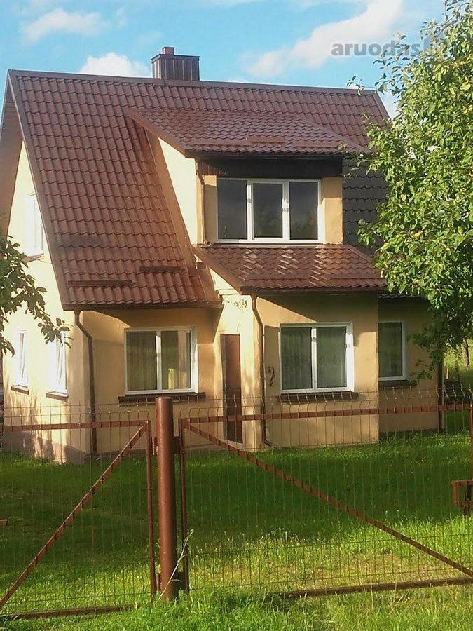 Tauragės r. sav., Skaudvilės m., Kauno g., mūrinis namas