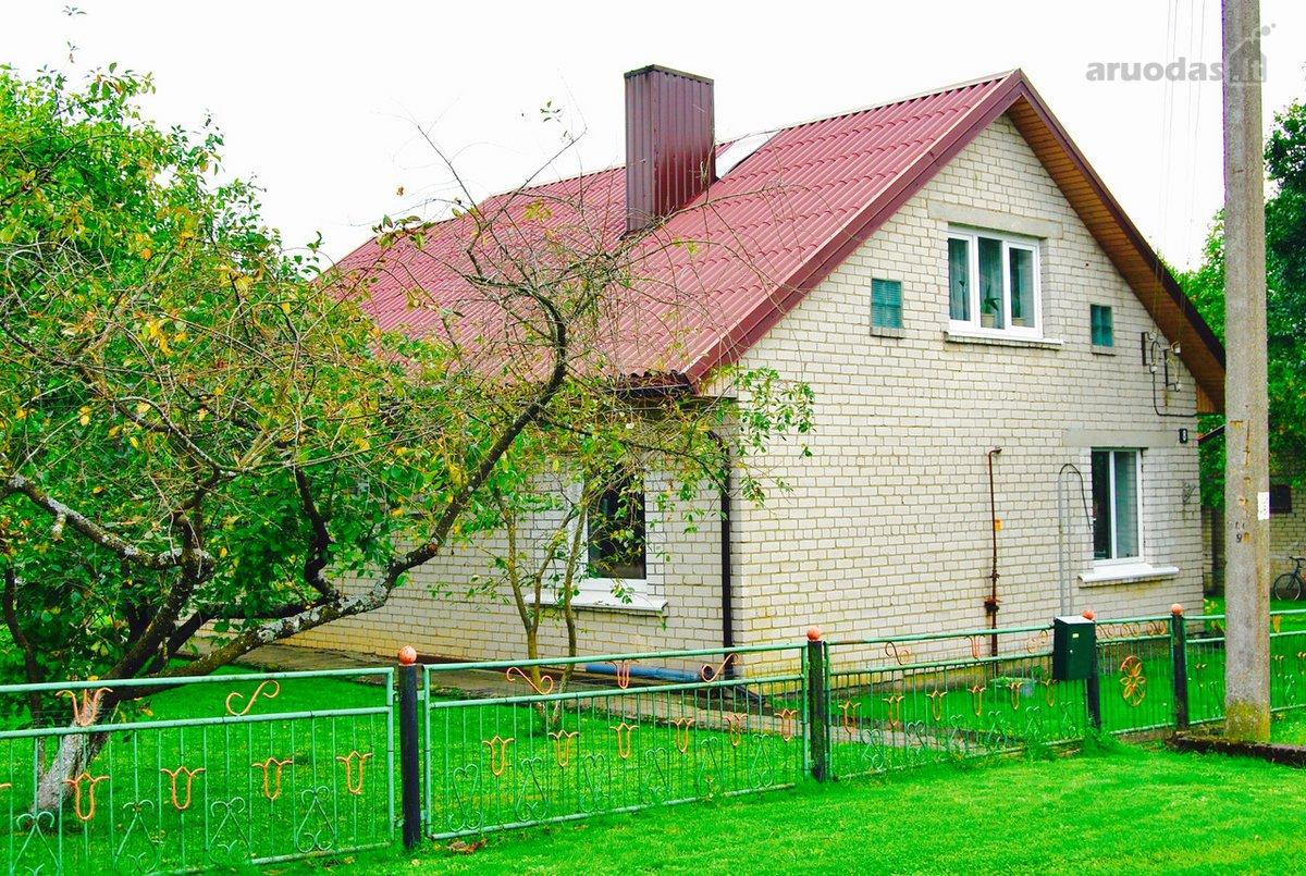 Klaipėdos r. sav., Kvietinių k., Papelkės g., mūrinis namas