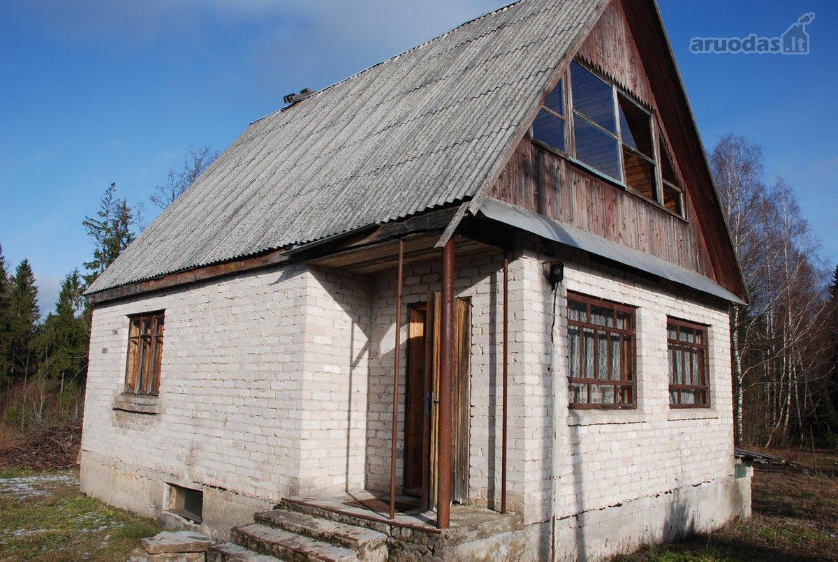 Vilniaus r. sav., Juodiškių k., Rožių 1-oji g., mūrinis namas