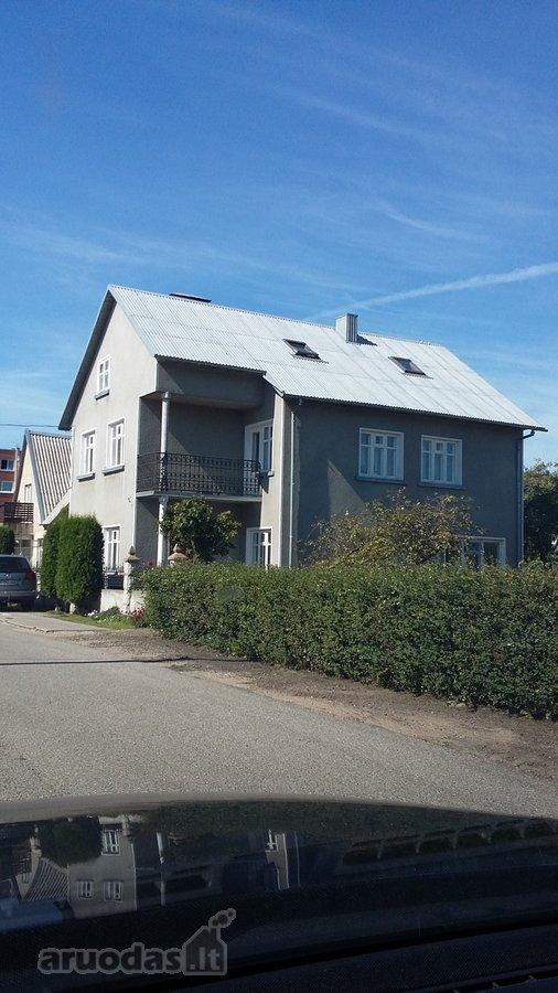 Klaipėda, Alksnynė, Naglio g., mūrinio namo dalis