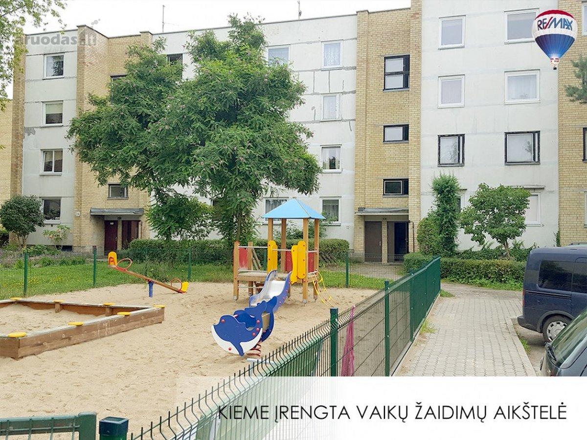 Palanga, Sodų g., 3 kambarių butas