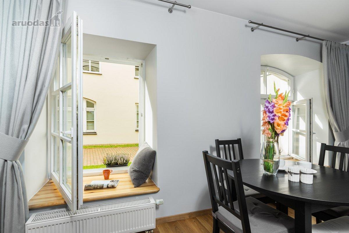 Vilnius, Senamiestis, Žemaitijos g., 2 kambarių buto nuoma