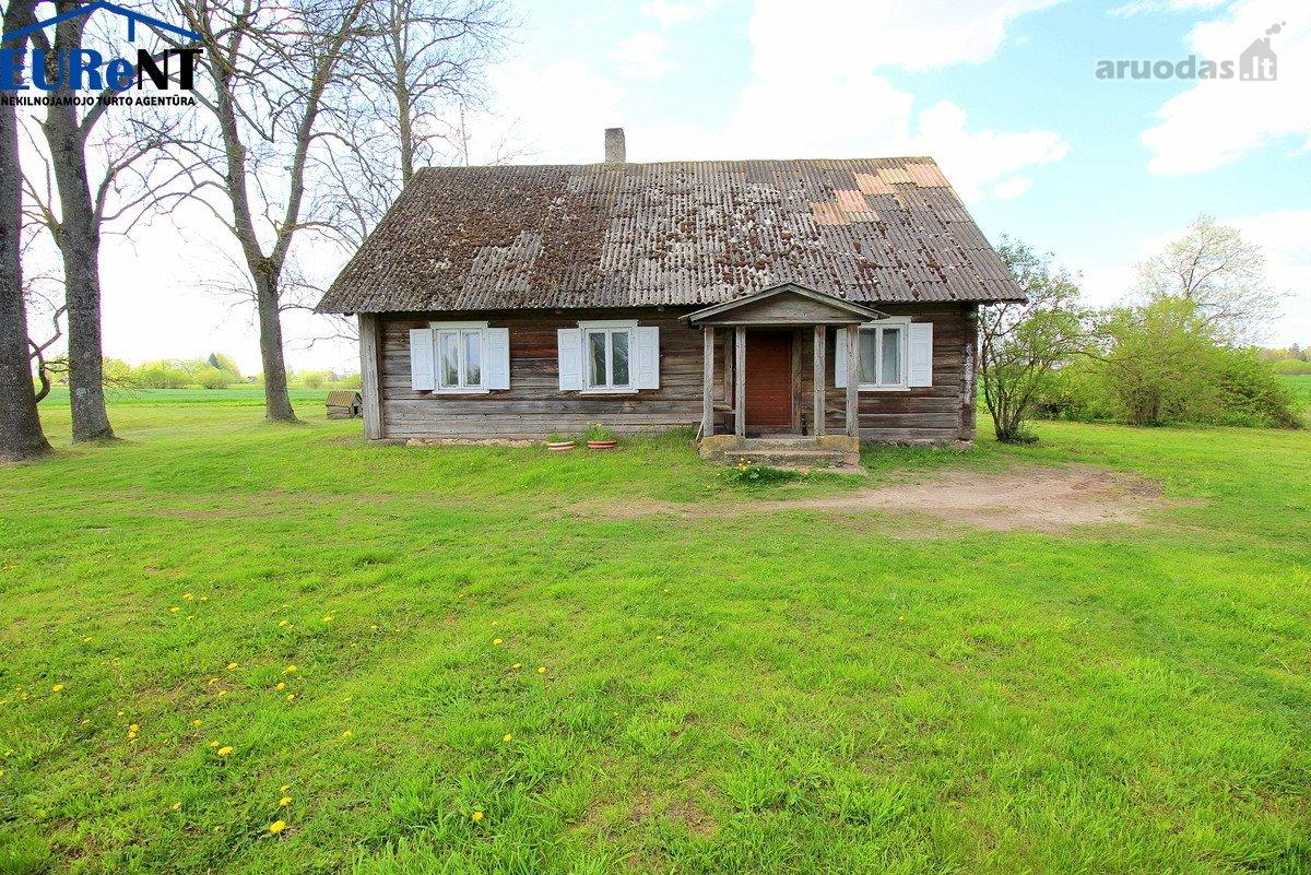 Jonavos r. sav., Kunigiškių k., Paširvinčio g., medinis namas