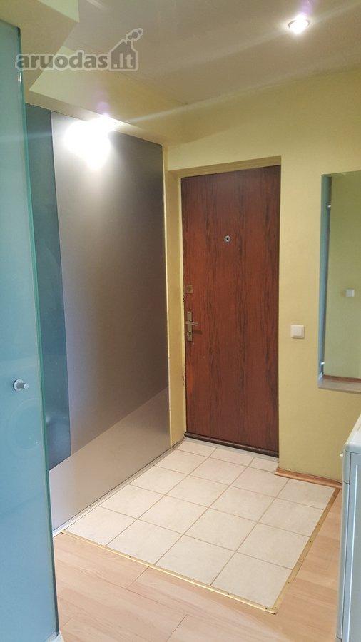 Vilnius, Šeškinė, Čiobiškio g., 2 kambarių buto nuoma
