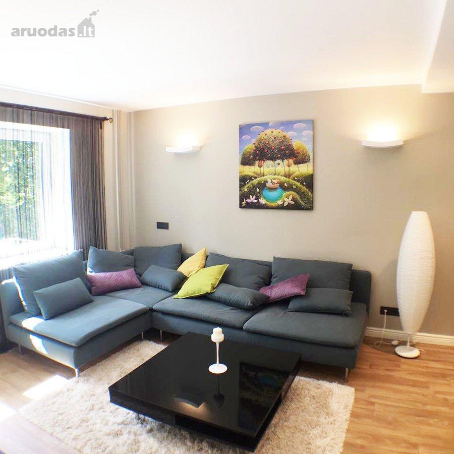 Vilnius, Naujamiestis, T. Ševčenkos g., 2 kambarių butas