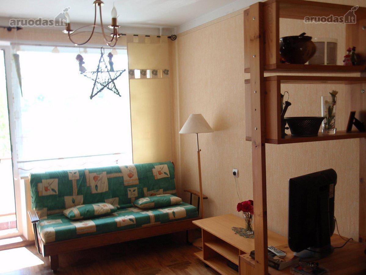 Šiauliai, Dainiai, Gardino g., 2 kambarių butas