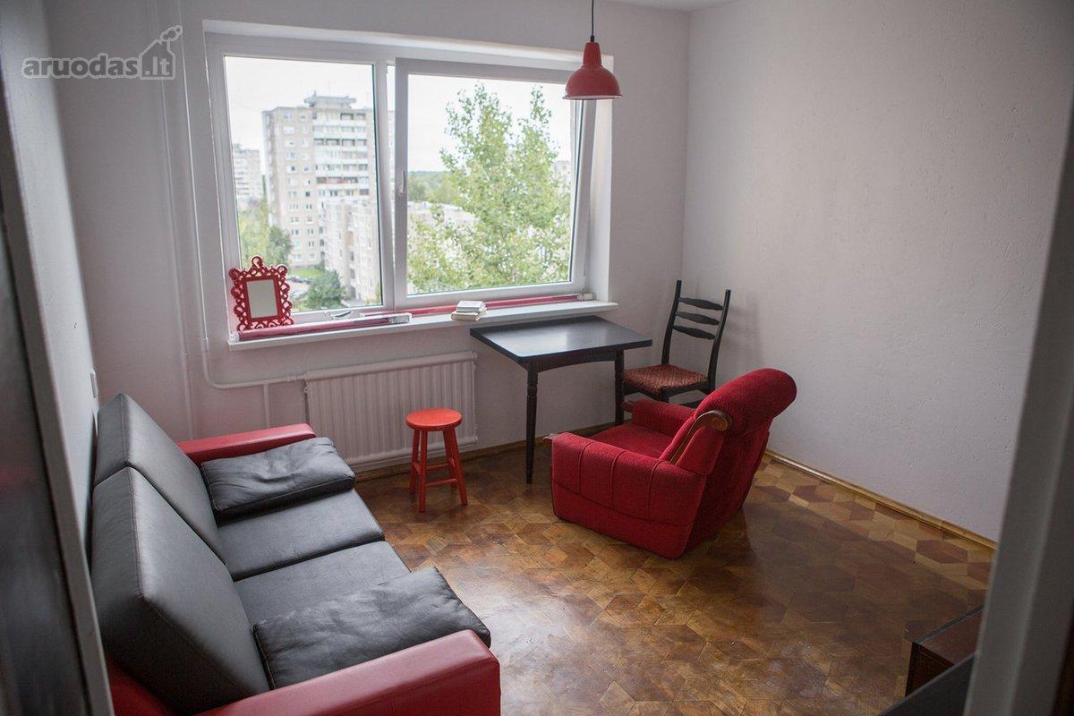 Kaunas, Eiguliai, Sukilėlių pr., kambario nuoma 4 kambarių bute