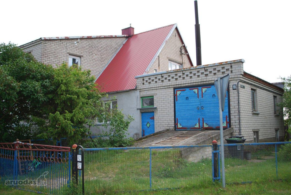 Klaipėdos r. sav., Dovilų mstl., Lankiškės g., mūrinis namas